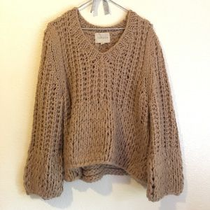 Moon River Chunky Knit Sweater